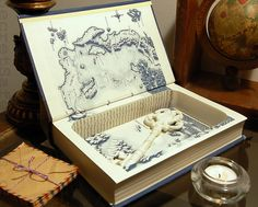 Hollow Book Safe ERAGON by SecretSafeBooks on Etsy, $52.00 my first thought was *cry* they ruined and Eragon book that was a perfectly good read.