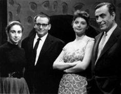"""""""Ο ΑΝΘΡΩΠΟΣ ΤΟΥ ΤΡΑΙΝΟΥ"""" 1958 """"THE MAN OF THE TRAIN"""" by NTINOS DIMOPOULOS with GIORGOS PAPPAS and ANNA SYNODINOU"""