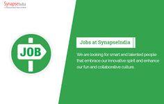 SynapseIndia Jobs in Noida for Experienced IT Professionals: Visit SynapseIndia…