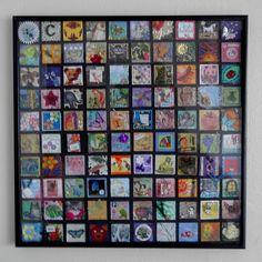 framed inchies