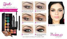 Paleta farduri Sleek Del Mar Vol II doar pe http://www.makeup-shop.ro