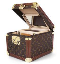 Louis Vuitton Boite Flacons Beauty Trunk Train Case