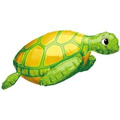 "Cute Sea Turtle Shaped 30"" Mylar Balloon (GREEN, 1), http://www.amazon.com/dp/B001IWYUIW/ref=cm_sw_r_pi_awdm_ug-Kwb05Y0VCT"