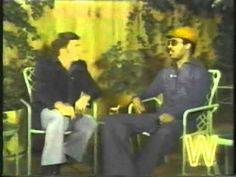 Stevie Wonder Interview 1977