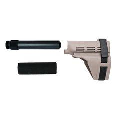 Sig Sauer SB15 Pistol Stabilizing Brace Kit - FDE