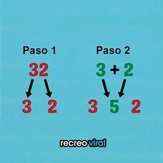 truco para multiplicar por 11