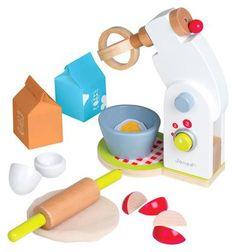 #Janod Picnik- Blender,hoort in ieder speelkeukentje! | #muuskes