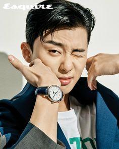 Park Seo Joon Models Montblanc Watches in Esquire Korea Joon Park, Park Hyung, Park Seo Joon Abs, Asian Actors, Korean Actors, Korean Celebrities, Celebs, Song Joong, Hyung Sik