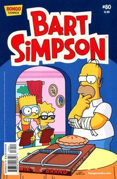 Simpsons Comics Presents Bart Simpson 80