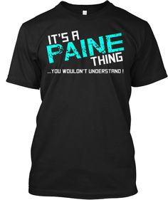 PAINE Thing (LIMITED EDITION) Tee
