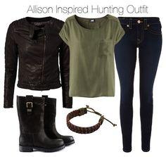 H , $20 / Drome leather jacket, $1,465 / True Religion jeans, $330 / Dolce & Gabbana black boots, $815 / Red bracelet