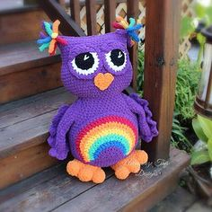 """""""Aspen"""" is a sweet and sassy owl that loves everyone she meets. With endless colour possibilities, Aspen is the perfect gift for anyone on your list."""