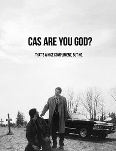Wait a couple seasons, friend. I remember that scene. Dean looking up at Cas like Whaaa and Cas healing him. <3