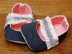 Soft Soled Baby & Toddler Shoes Baby Gift by ToastyToesies on Etsy