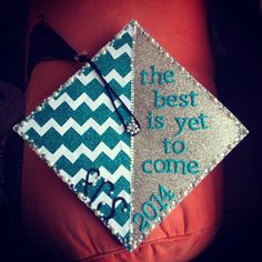 My gradcap class of 2014  Graduation Cap decoration ideas