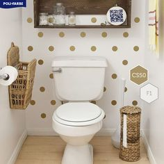 If you have condensation on your toilet tank, here's how to fix it and what causes a sweating toilet. Toilet condensation can cause damage to your bathroom floor. Modern Flooring, Slate Flooring, Diy Flooring, Bedroom Flooring, Penny Flooring, Laminate Flooring, Grey Hardwood Floors, Pallet Floors, Inexpensive Flooring