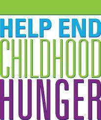 help end childhood hunger.