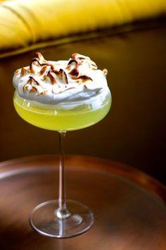 My Lemon Meringue Martini