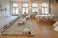 Houzzbesuch bei Lena Terlutter, Köln industrial-living-room