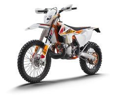 2017 KTM 250 EXC Six Days Review Specification