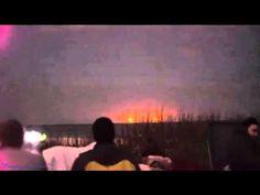 UFO sightings: two glowing orbs 'spotted' on horizon | UFOs News | The Week UK