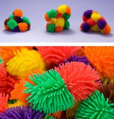 Fidget toys - Re-pinned by #PediaStaff.  Visit http://ht.ly/63sNt for all our pediatric therapy pins