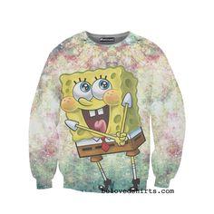 Spongebob hoodie!