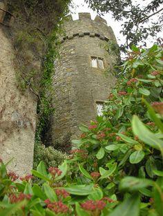 """Malahide Castle Near Dublin  Ireland"