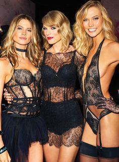 Taylor Swift should be a Victoria's Secret model