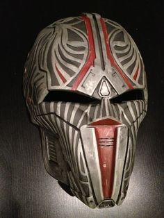 sith mask - Google Search