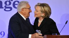 """The Clintons and Kissingers appear to spend a chunk of their quality time together at that de la Renta estate in the Punta Cana resort.""  Democrats consider Kissinger a war criminal, whose secret bombing in Cambodia led to genocide in that country where millions died."