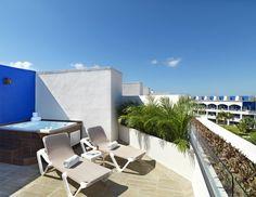 Sky Terrace room at #Heaven in #HardRock #Hotel #RivieraMaya / Habitación Sky Terrace en Hard Rock Hotel Riviera Maya