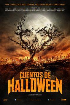 Cuentos de Halloween - Zeta Films / 5 de noviembre