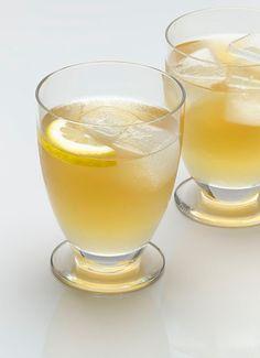 Lillet and Lemon Syrup Cocktails: 1990s Recipes + Menus : gourmet.com