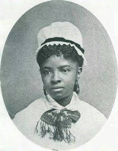 Celebrating Black History Month, we wanted to share a picture of Mary Eliza Mahoney (May 1845 – January Mahoney was the first African American to study and work as a professionally trained nurse in the United States, graduating in Black History Month, Today In Black History, Black History Facts, Strange History, Kings & Queens, Photo Star, By Any Means Necessary, African American Women, African History