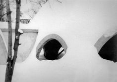331. Witold Lipiński /// Igloo House /// Wrocław, Poland /// 1962 OfHouses guest curated by PLURAL. (Photo: © Filip Springer, Wratislaviae Amici. Source: dolny-slask.org.pl, tvn24.pl.)