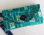 Adventure Time! Cell phone wallet/wristlet