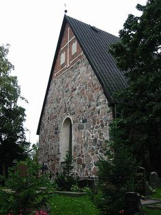 The Espoo Cathedral, Finland.