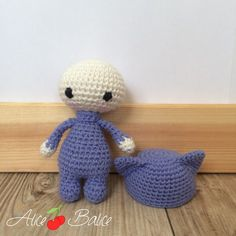 Tiny Lalylala | amigurumi crochet | tuto crochet gratuit Crochet Amigurumi, In Case Of Emergency, Easy Crochet, Tweety, Panda, Alice, Hello Kitty, Dinosaur Stuffed Animal, Teddy Bear