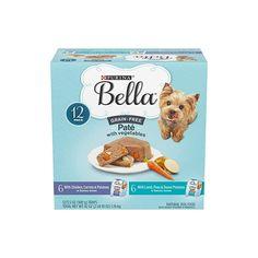 Carrots And Potatoes, Dog Food Brands, Natural Dog Food, Wet Dog Food, Program Design, Dog Supplies, Grain Free, Trays, Dog Food Recipes