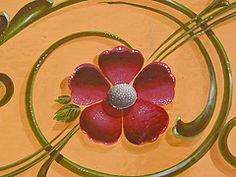 fileteado flor - Buscar con Google