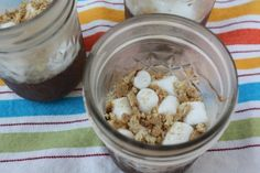 Simple S'Mores Pudding Cups