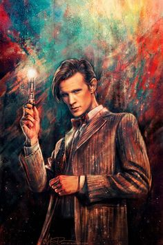 'Eleven' by Alice X Zhang. I love this artist. I wish I could afford to buy her prints.