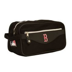 MLB Boston Red Sox Dapper Handbag by Concept 1. $17.54. Comes with Nail clippers. Screenprinted logos. The Dapper handbag will help make any sports fan look good. Great for travel or home.