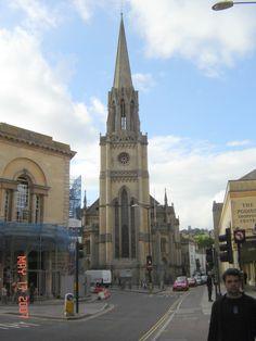 Bath, England        #churches #England