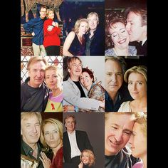 Alan Rickman Wife | Alan Rickman interview with funny sexual pleasures.