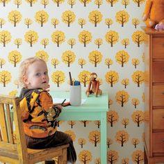 kussen babykamer retro stof dierenprint deze lieve diertjes zoals, Deco ideeën