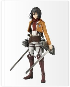 Mikasa (Real Action Heroes by Medicom Toy)