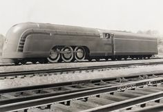 ...  in 1936 he designed the Mercury Steam Locomotive for New York Central Railroads Hudson Valley line. Description from takedaisyaway.blogspot.fr. I searched for this on bing.com/images