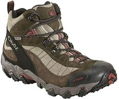 Oboz Sphinx Mid BDry Hiking Boot - Men's Russet 10.5 >>> Click on the image for additional details. #FootwearAccessories
